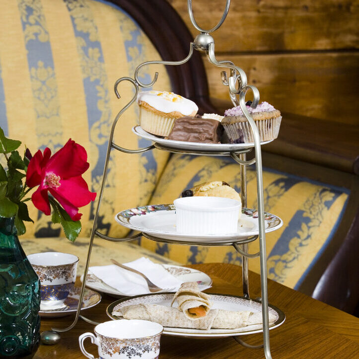 Afternoon Tea Foto: TX Floyd